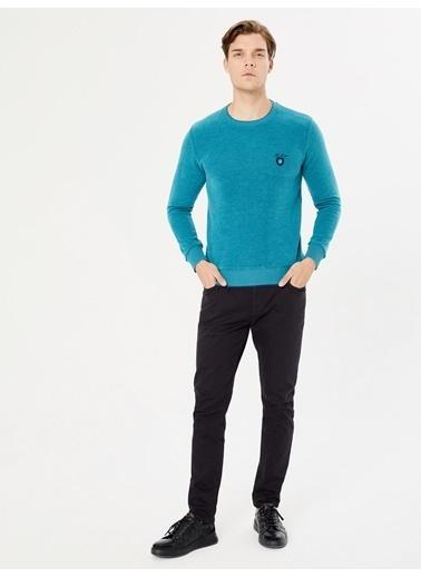 MCL Sweatshirt Turkuaz